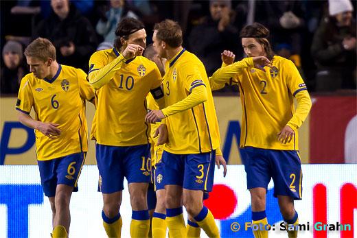En arg Zlatan Ibrahimovic