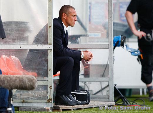 Henrik Larsson som tränare för Landskrona BoIS