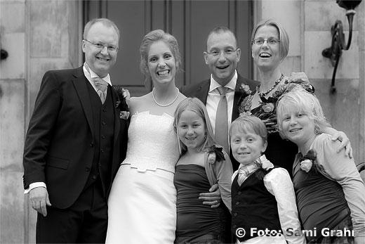 Bröllop i Holland