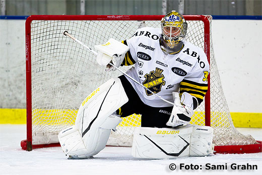 AIK målvakt 35 Markus Svensson