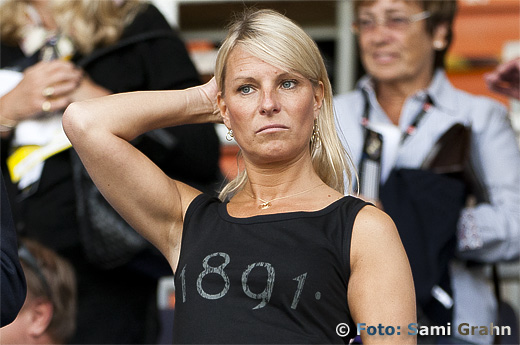 AIK Fotbolls VD Annela Yderberg