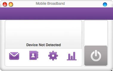 Telia 4G Mobile Broadband funkar inte med OS X Lion
