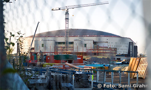 Från och med 2013 spelar AIK sina hemmamatcher på Friends Arena i Solna