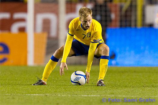 Sverige 7 Sebastian Larsson