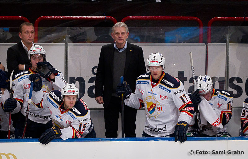 Djurgården tränare Hardy Nilsson deppar ikapp med laget