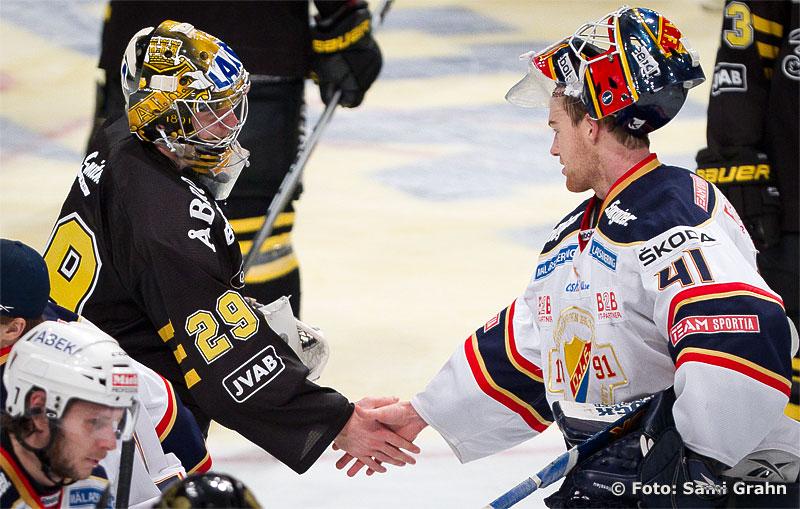 AIK 29 Markus Svensson och Djurgården 41 Gustav Wesslau