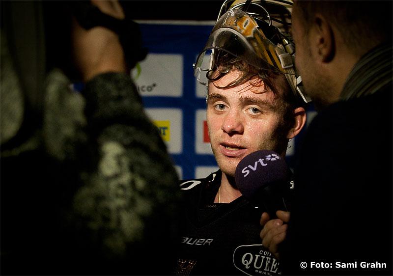 AIK målvakt 29 Markus Svensson