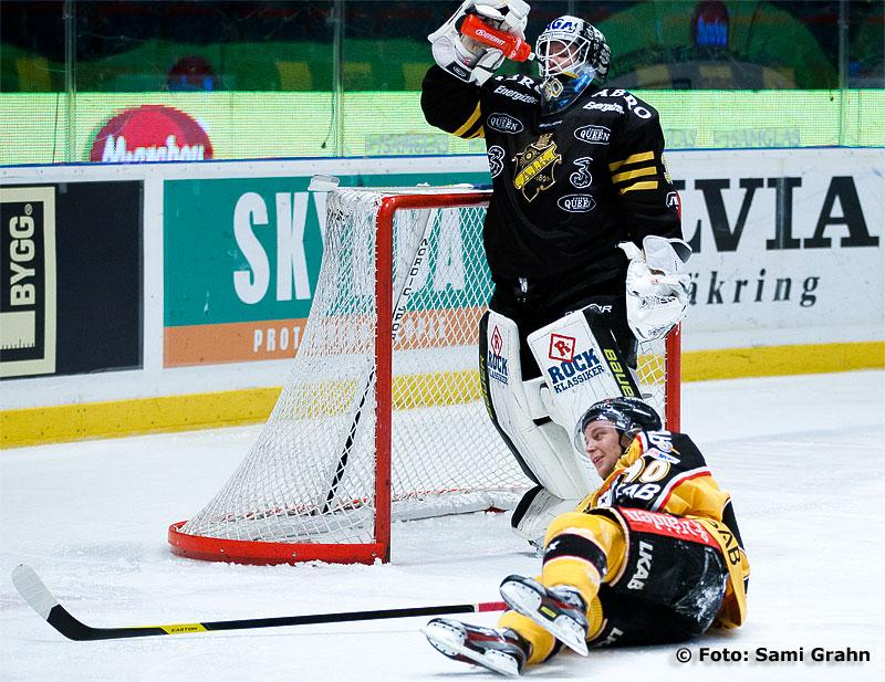 AIK 30 Viktor Fasth besegrade Luleå 90 Johan Harju