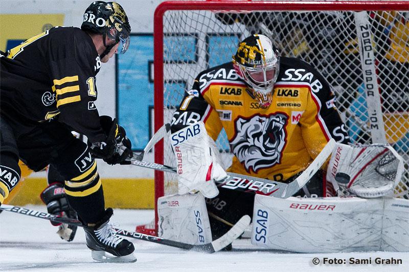AIK 14 Daniel Rudslätt utmanar Luleå 1 David Rautio