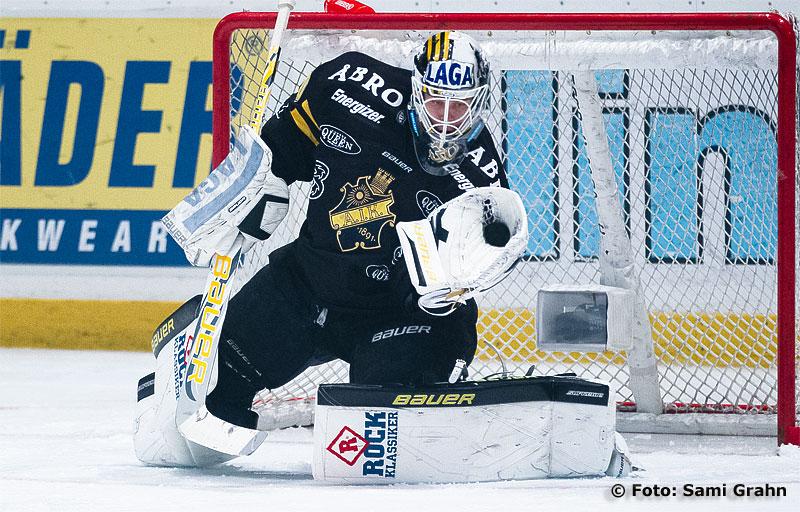 AIK 30 Viktor Fasth höll nollan - igen
