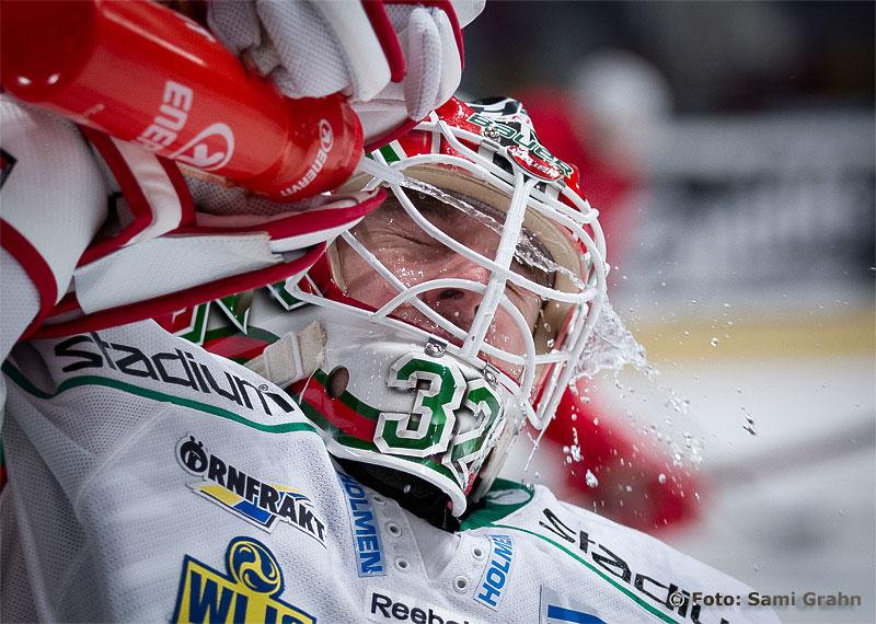 Modo målvakt 32 Mikael Tellqvist