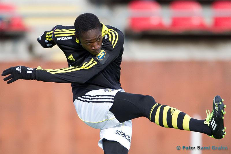 AIK 23 Edward Owusu
