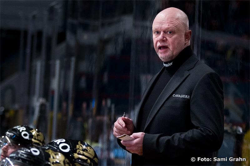 AIK nuvarande huvudtränare Roger Melin