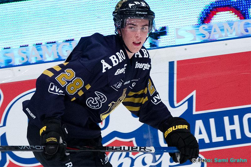 Gästspelar för AIK 28 Joakim Thelin
