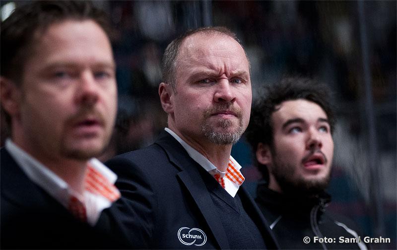Växjös färgstarke tränare Janne Karlsson