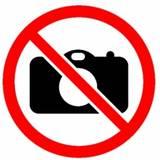 Fotoförbud?