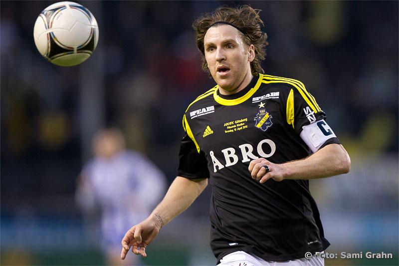 AIK 4 Nils-Eric Johansson