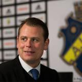IFK Göteborg tränare Mikael Stahre
