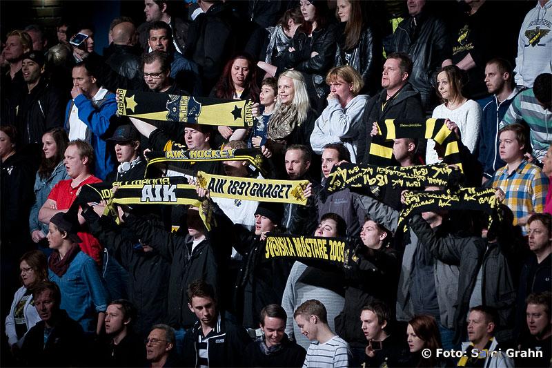 AIK-klacken