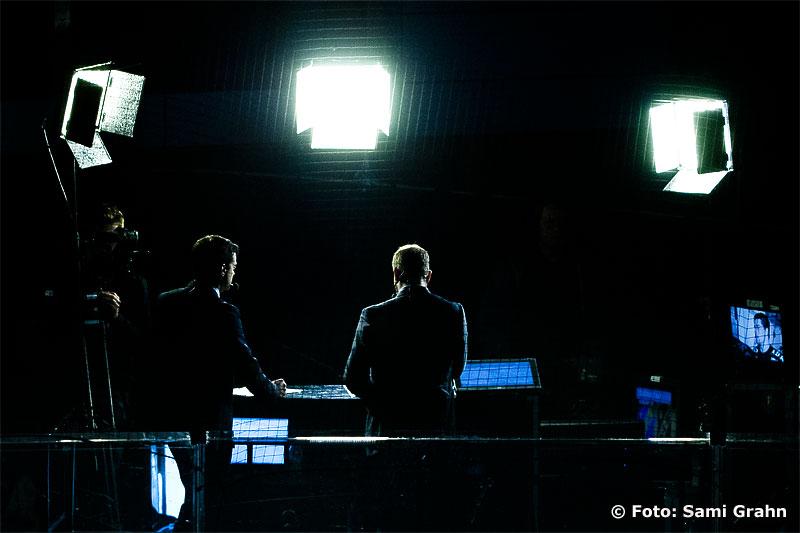 TV4 / Canal+ tv-studio