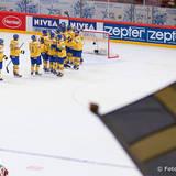Sverige vann första matchen mot Tjeckien