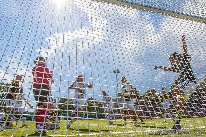 Mål 0-1 av Umeå 14 Ogonna Chukwudi