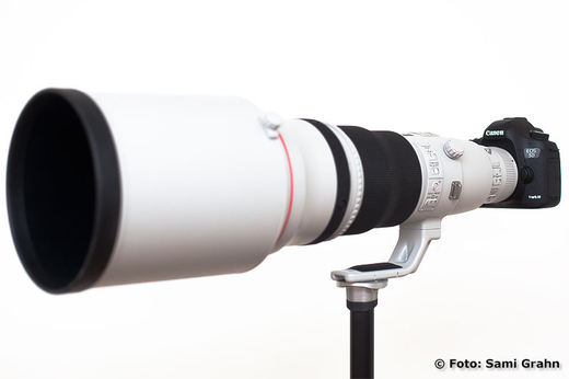Canon EF 600 mm f/4 L IS II USM