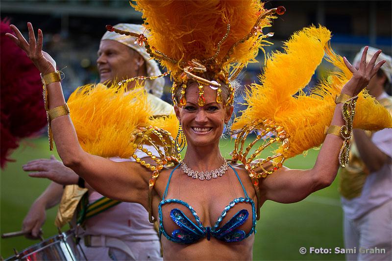 Brasiliansk samba