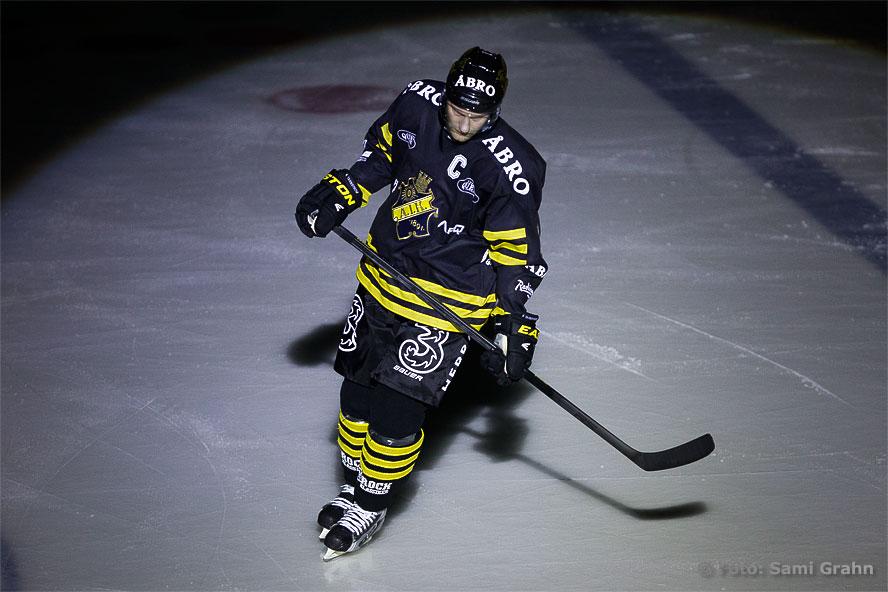 AIK 6 Dick Tärnström är tillbaka på isen