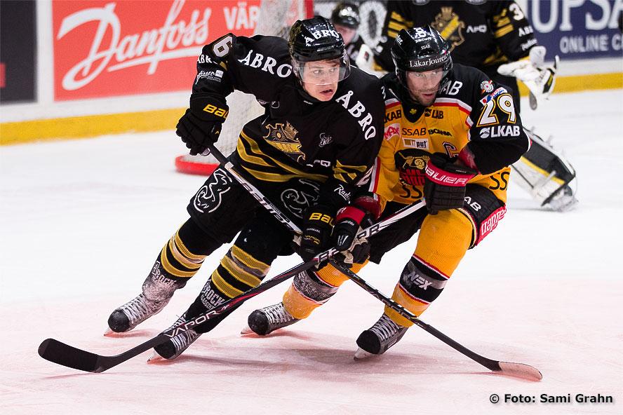AIK 26 Mattias Janmark Nylén Nylen och Luleå 29 Chris Abbott
