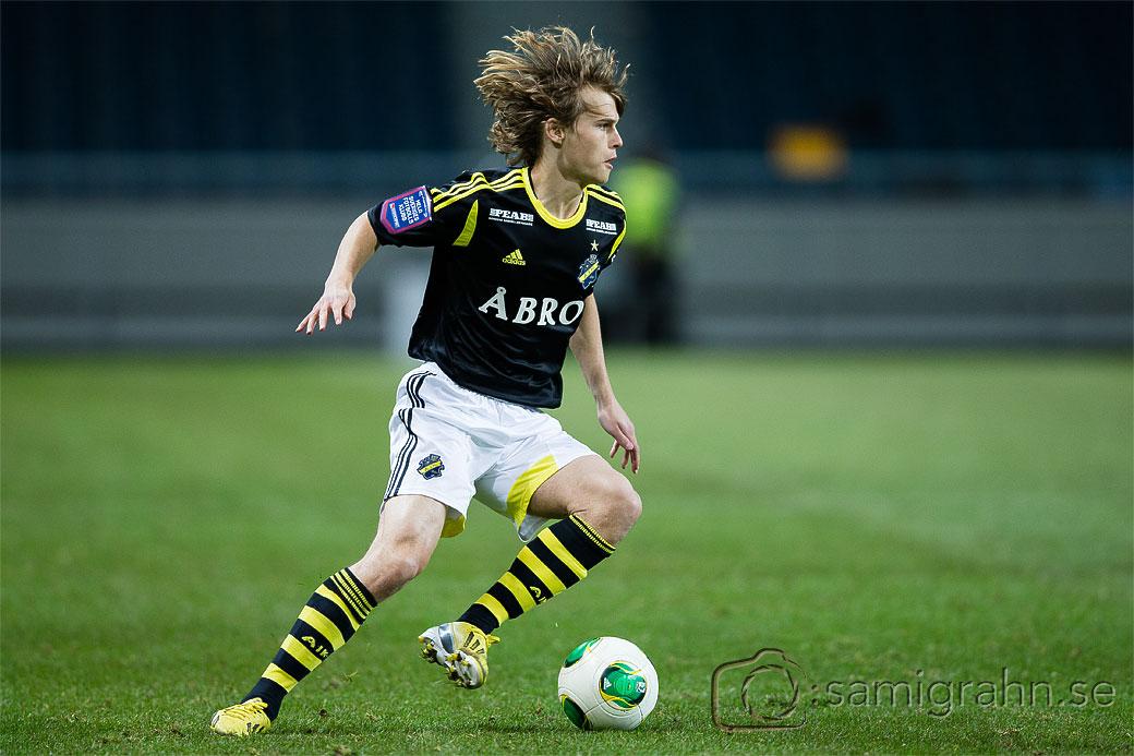 AIK 25 Sam Lundholm