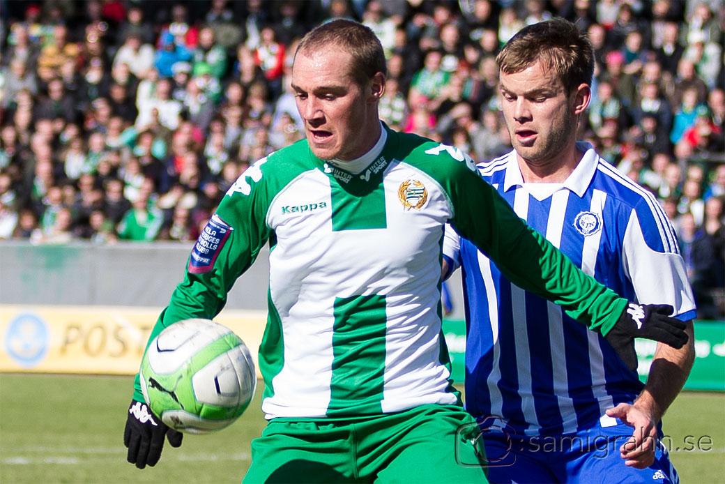 Hammarby 15 Christoffer Carlsson