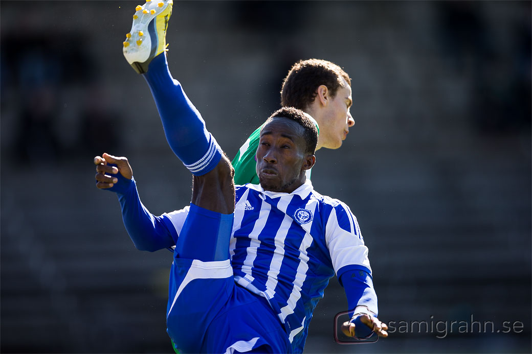 HJK 26 Demba Savage