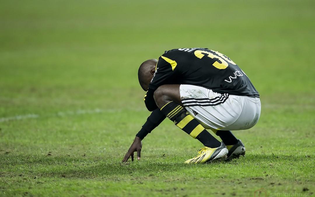 Förre AIK-tränaren på besök