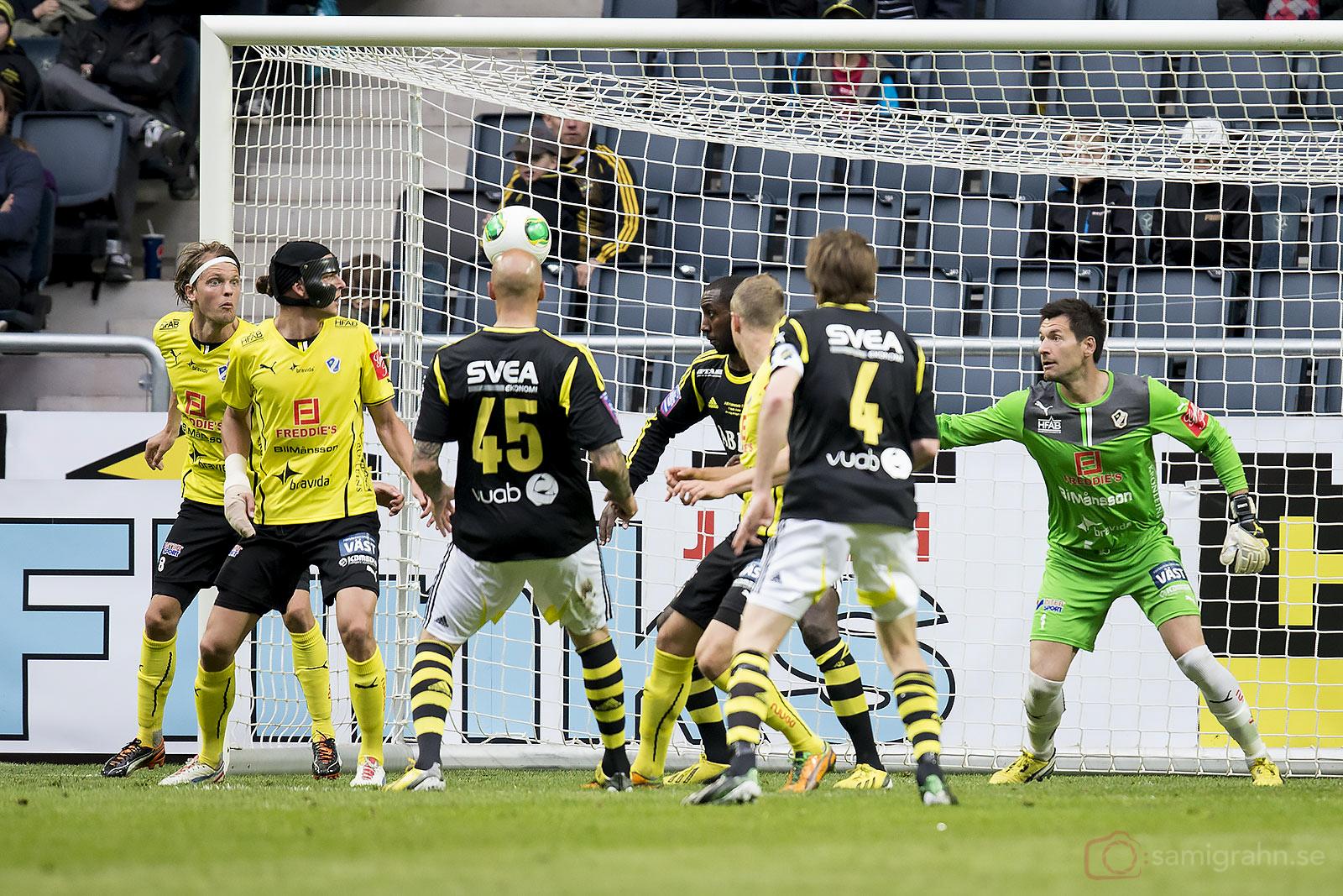 Nickmål av AIK Daniel Majstorovic