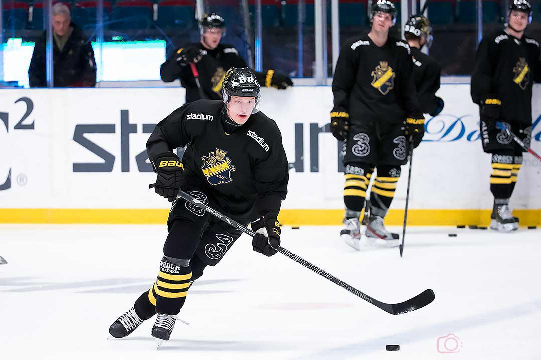 AIK Patric Blomdahl