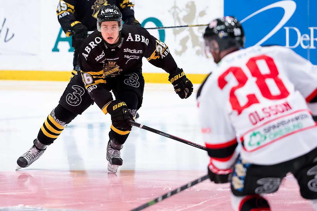 AIK Mattias Janmark Nylén och Malmö Jens Olsson