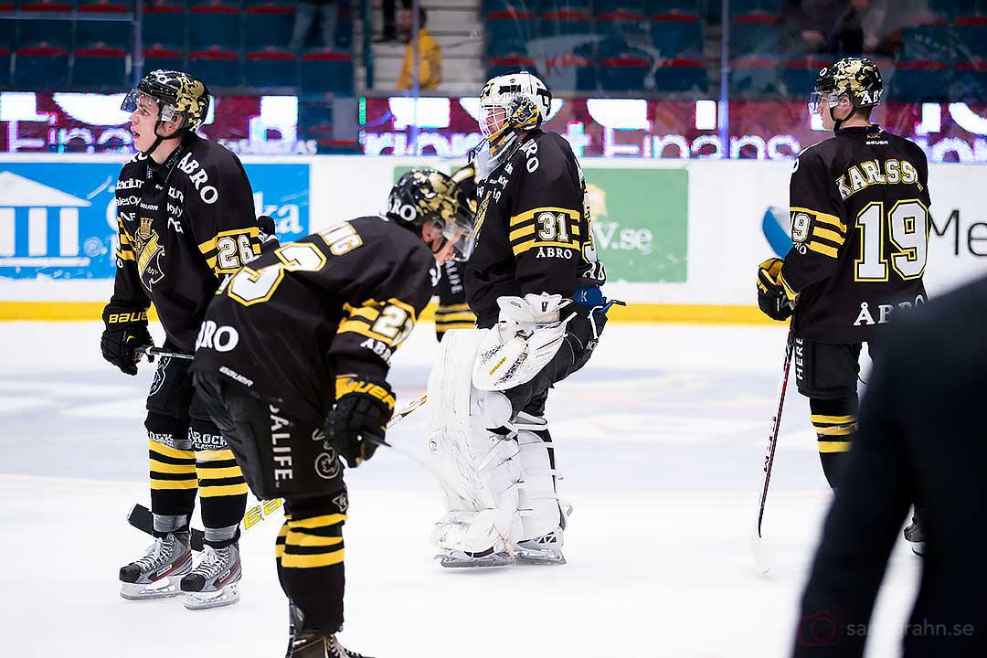 AIK deppar efter förlusten mot Malmö Redhawks