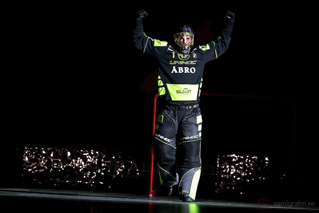 AIK målvakt Patrik Åman