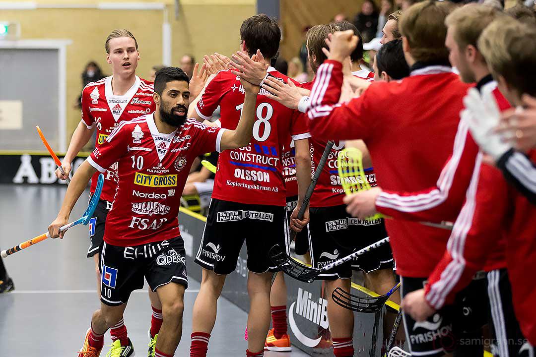 Storvreta Victor Andersson och Kristoffer Svensson