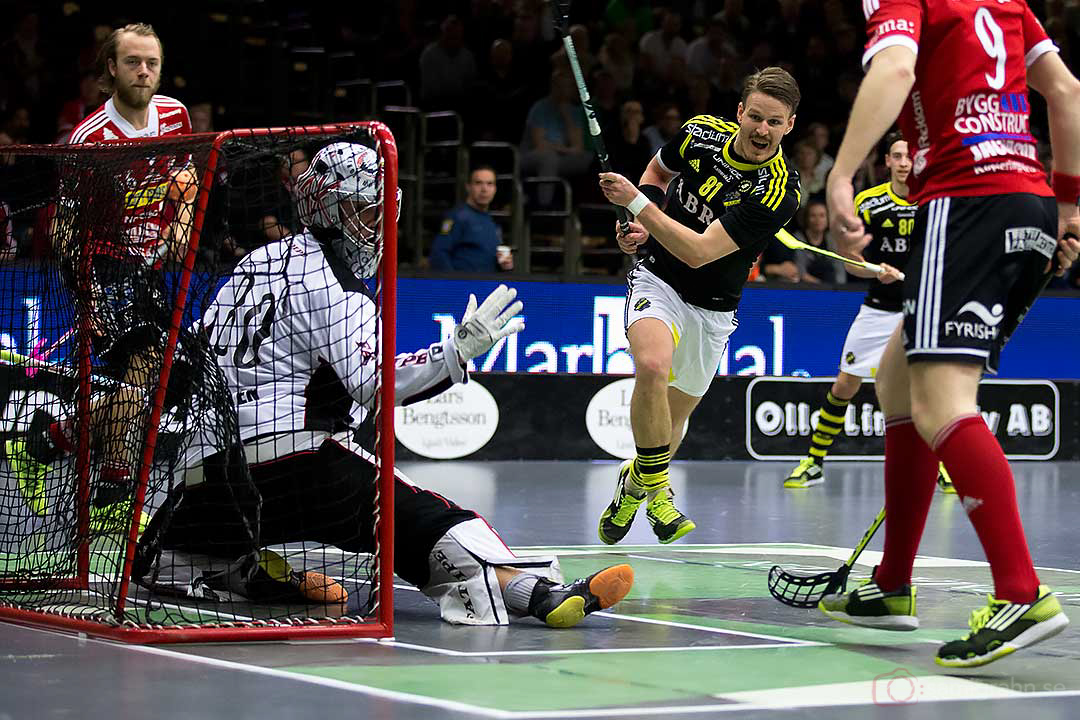 Mål av AIK Fredrik Stensved