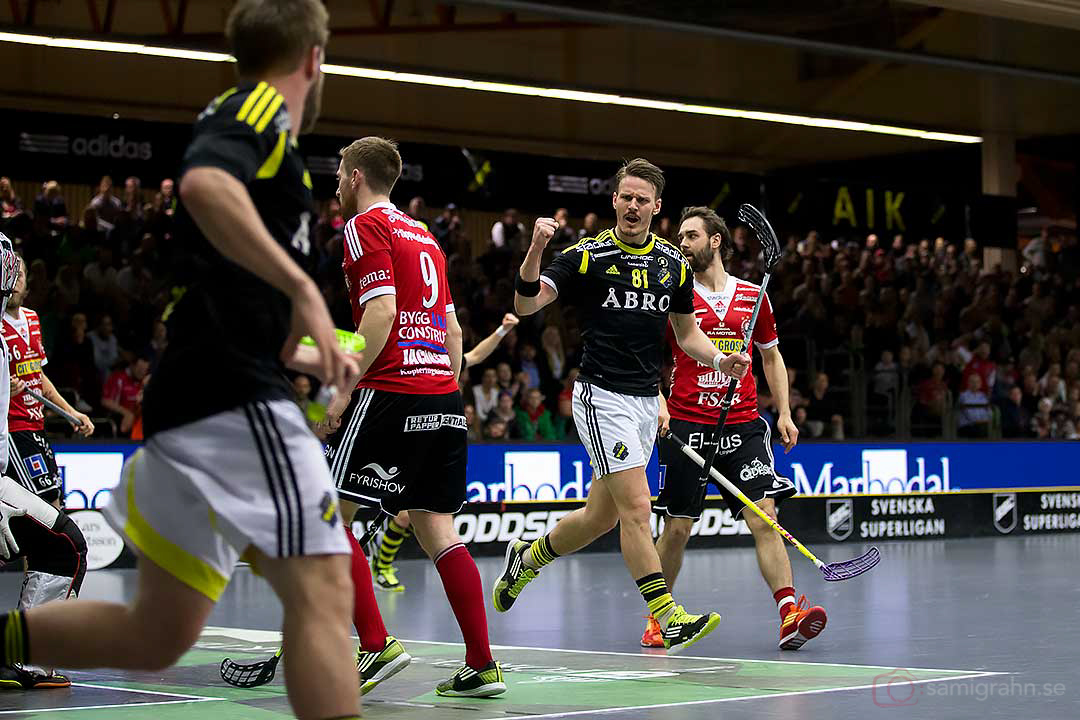 AIK Fredrik Stensved