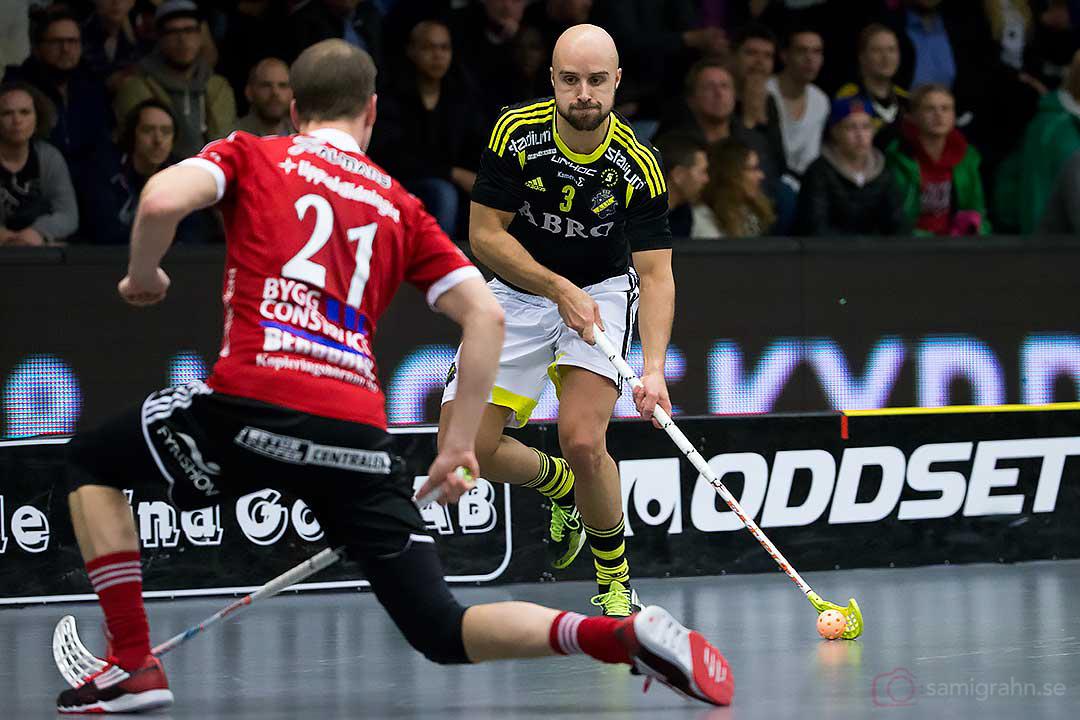 Storvreta Jesper Berggren och AIK Alexander Egebrant