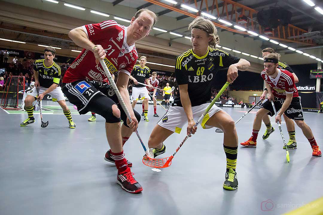 Storvreta Jesper Berggren och AIK Kevin Björkström