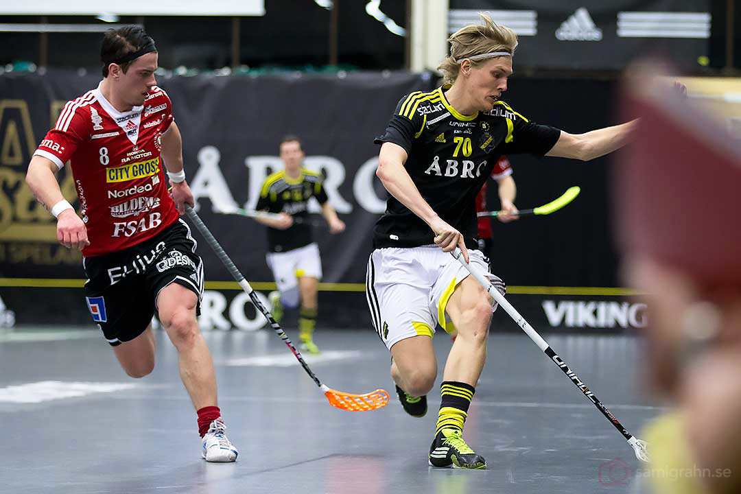 Storvreta Fredrik Holtz och AIK Kim Nilsson