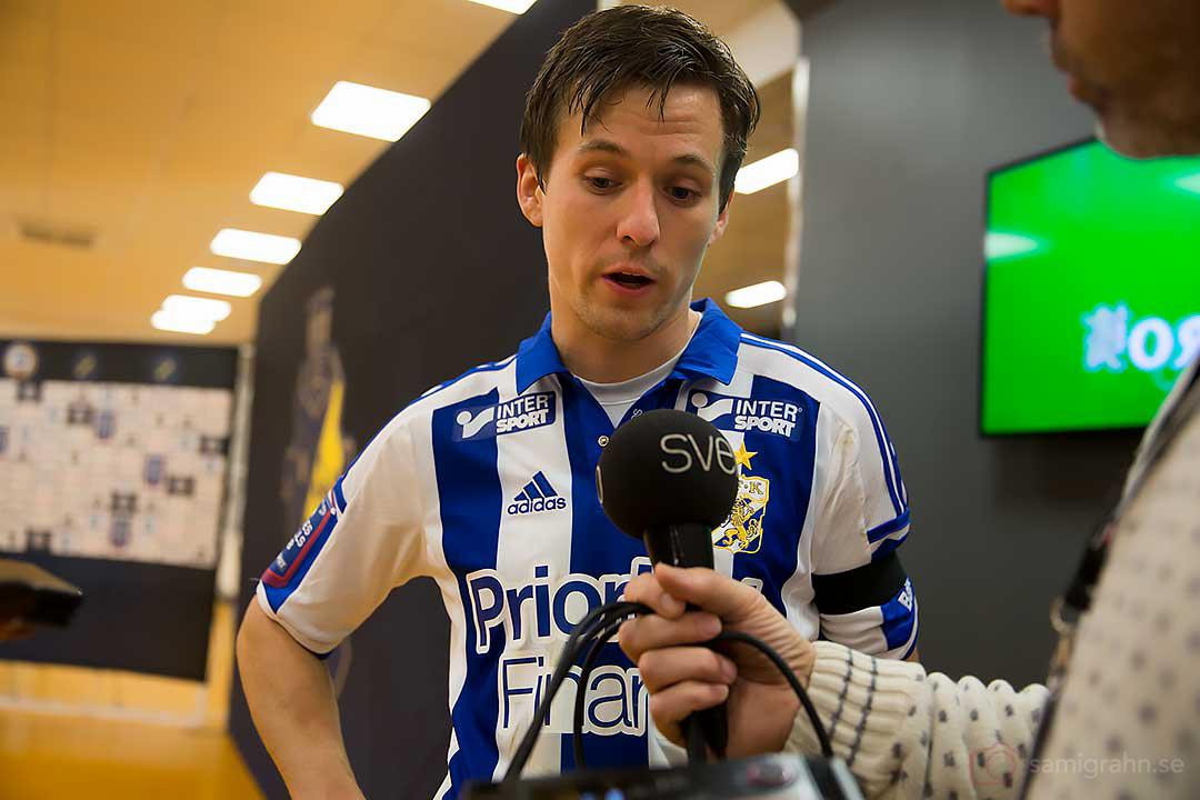IFK Göteborg Lasse Vibe