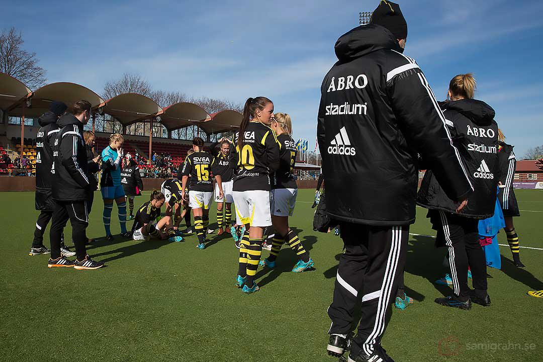AIK varvar ned efter vinsten