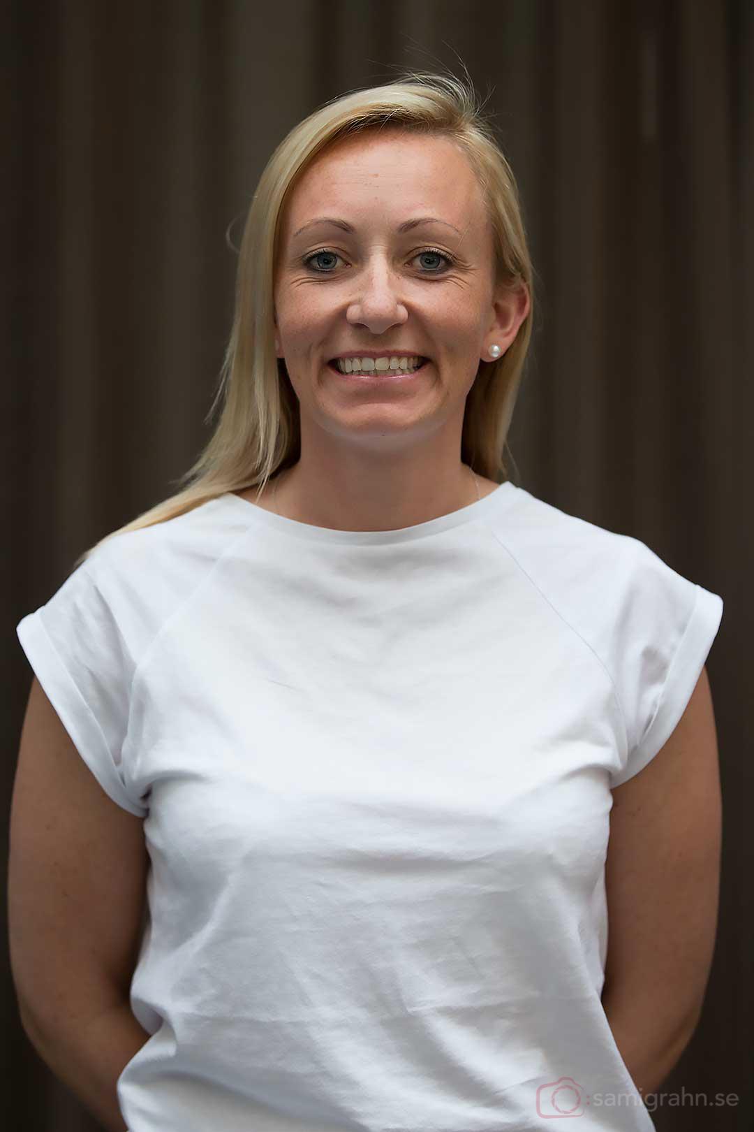 Kristianstad tränare Elisabet Gunnarsdottir