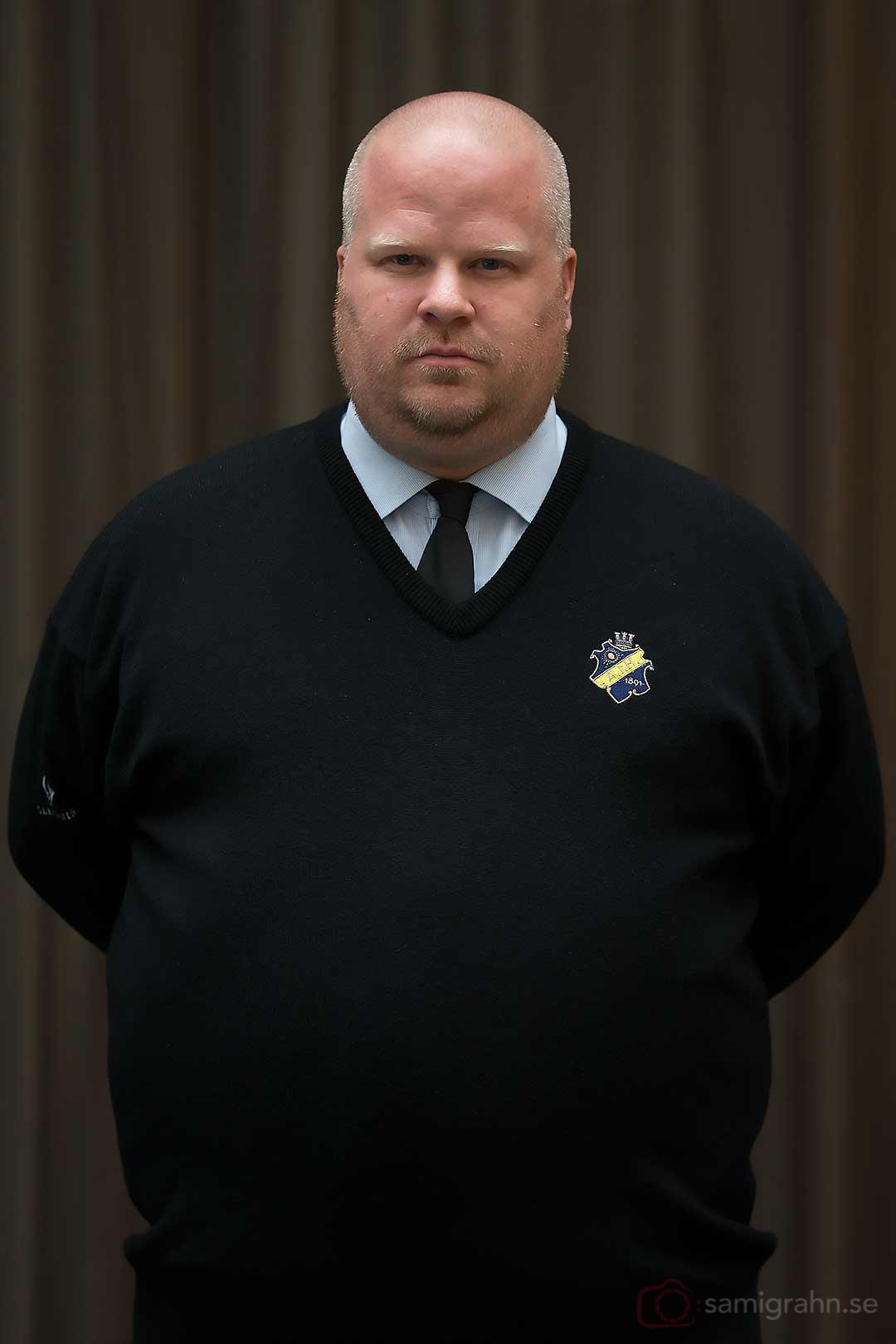 AIK tränare Mattias Eriksson