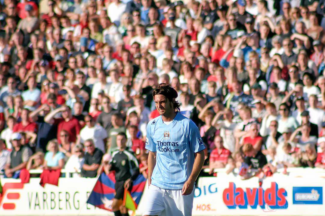 Manchester Citys nyförvärv Rolando Bianchi